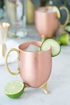 Tokyo Moscow Mule cocktail recipe