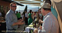 Wild 4 Washington Wine: Red Mountain AVA Alliance Block Party 2013