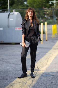 On the Street: New York Fashion Week | Caroline de Maigret