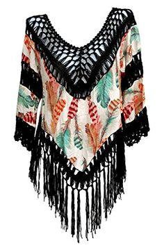 Bonya Women's Sexy Hippie Boho Crochet Hollow Out Blouse ... http://www.amazon.com/dp/B01G7IBDQS/ref=cm_sw_r_pi_dp_Hz0rxb0QMKAVV