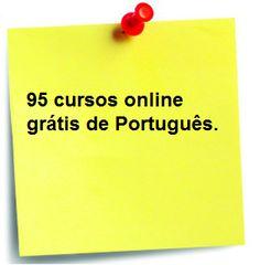Curso grátis de português