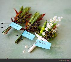 wildflower boutenniere #PintoWin #NapoleonPerdis #Cinderella
