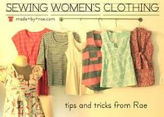 sewing clothes - Google Search