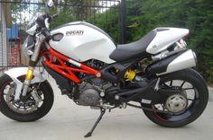 Used 2011 Ducati Monster 796 Pearl White