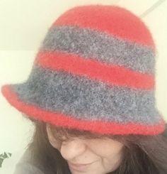 Filzhut! EsCay Filz! Winter Hats, Beanie, Fashion, Fedora Hat, Breien, Moda, Fashion Styles, Beanies, Fashion Illustrations