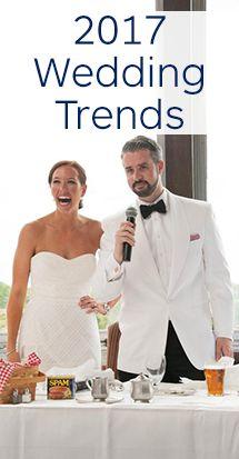 The Top 2017 Wedding Trends - Wedding Shoppe Wedding List, Wedding Advice, Wedding Humor, Wedding Ideas, Trendy Wedding, Wedding Things, Wedding Details, Wedding Colors, Wedding Photos