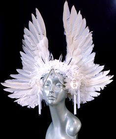 #headdress #feathers