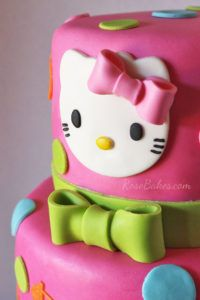 Hello Kitty Cutout