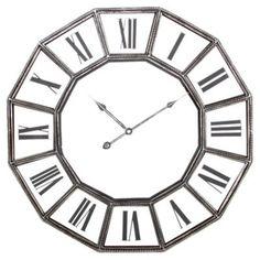 Reloj Romano vidreado 56 cm