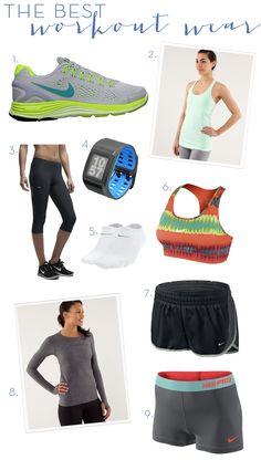the BEST in workout wear