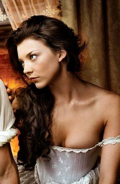 Natalie Dormer. Loved her in The Tudors, and now she is great in Games of Thrones!!!! She is so prettyful!