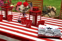 DIY 4th of July : DIY Four Last Minute Things for the Fourth of July