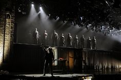 Sweeney Todd. Drury Lane, Oakbrook. Scenic design by Kevin Depinet.