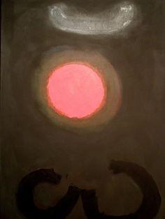 Adolph Gottlieb 'Links', 1963, Milwaukee Museum of Art