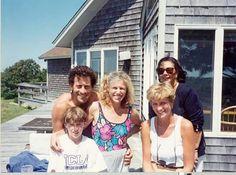 Paul and Elizabeth Glaser and Princess Diana