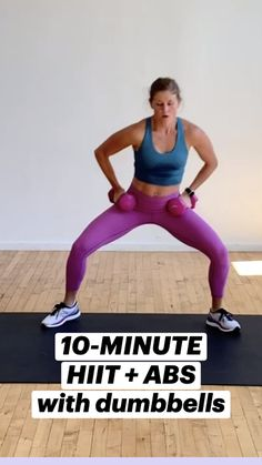 Fitness Workouts, Gym Workout Videos, Gym Workout For Beginners, Fitness Workout For Women, Fitness Motivation, Exercise & Fitness, Beginner Workouts For Women, 10 Min Ab Workout, Online Exercise