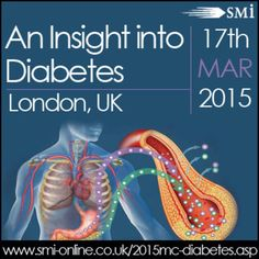An Insight into Diabetes at Holiday Inn Bloomsbury, Coram Street, London, WC1N 1HT, United Kingdom On Tuesday March 17, 2015 at 8:30 am (ends Tuesday March 17, 2015 at 4:15 pm) SMi is delighted to announce that the An Insight into Diabetes masterclass will take place on the 17th March 2015 in London UK, Booking: http://atnd.it/20017-0, Price: Masterclass: GBP 599.00, Speakers: Wim Wientjens, Ambassador, Category: Conferences