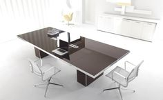 The WinG executive desk range combines the classical design with contemporary styling. Available exclusively from MSL Interiors Wing will be the eye catching centre piece of any executive interior. Boardroom Furniture, Office Furniture Design, Design Desk, Meeting Table, Office Desk, Corner Desk, Conference Room, Wings, Contemporary