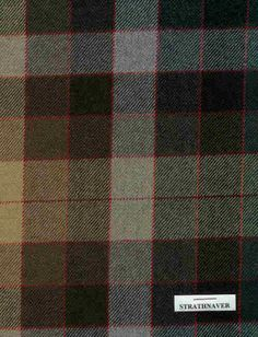 Mackay Strathnaver  The Strathnaver is the District tartan which is why it is favoured by the ladies and others who are not clan related but have roots to the Strathnaver