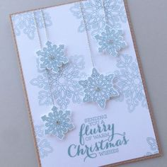 Snow-Flurry-Christmas-Card-Handmade-Card-Stampin-Up