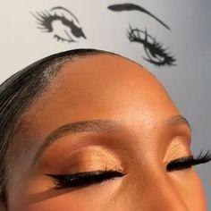 Makeup Inspo, Makeup Ideas, Makeup Tips, Beauty Makeup, Hair Beauty, Bronze Eye Makeup, Gold Makeup, Prom Makeup, Cool Makeup Looks