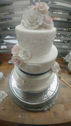 Wedding cake 175 ppl