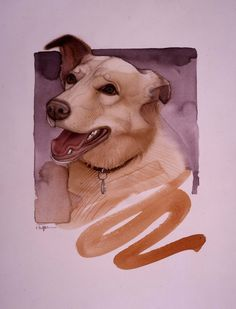 Dog Moose Art, Dogs, Animals, Animales, Animaux, Pet Dogs, Doggies, Animal, Animais