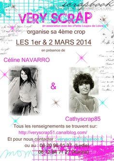 Crop chez VeryScrap à Reims! Infos en cliquant sur l'image
