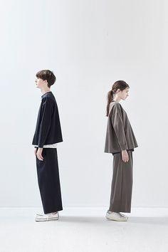 Veritecoeur et ses Copan (Spring / Summer Collection Gallery 4 Fashion Poses, Fashion Outfits, Ankara Fashion, Look 2017, Japan Fashion, Unisex Fashion, Fashion Sketches, Minimal Fashion, Editorial Fashion