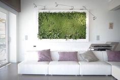 Il giardino verticale in casa: decorare la casa in maniera…