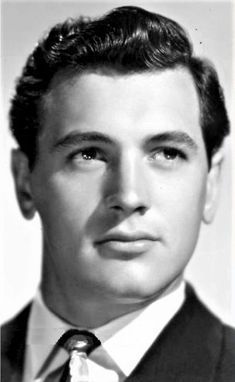 Hollywood Men, Old Hollywood Stars, Golden Age Of Hollywood, Vintage Hollywood, Classic Hollywood, Divas, Rock Hudson, Actrices Hollywood, Redheads