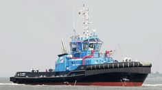 Smit Lamnalco Receives First RAstar 3200 Tug for LNG Work in PNG ...