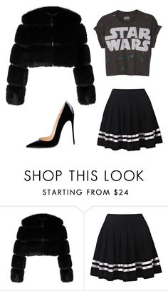 """""""The Dark Side"""" by fugeallthetime ❤ liked on Polyvore featuring Givenchy"""