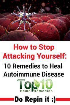 Home Remedies for #Autoimmune #Diseases                                                                                                                                                                                 More
