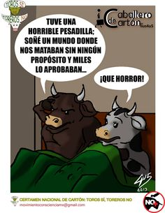No a las corridas de toros #vegano #vegetariano