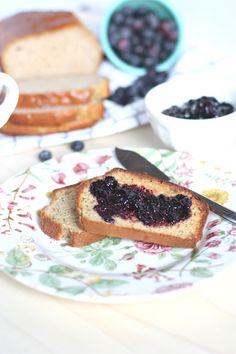 Gluten-Free Sandwich Bread (Paleo,grain, dairy free)