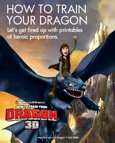 How to train your dragon lesson plans and literature unit study how to train your dragon free printables ccuart Images