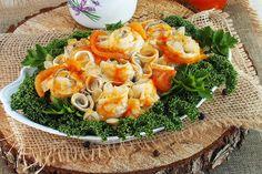 RACUSZKI Z JABŁKAMI - na kefirze, wypróbowany przepis   MOJA KSIĄŻKA KUCHARSKA Ketchup, Shrimp, Meat, Food, Essen, Meals, Yemek, Eten