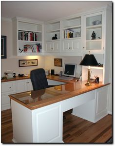 Double this to make a double desk with a joint middle desk