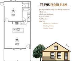 Barndominium with garage plans joy studio design gallery for Floor plans with mother in law apartments