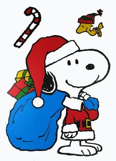 waiting for santa peanuts gang runs amuck pinterest snoopy rh pinterest com free snoopy christmas clipart Snoopy at Christmas