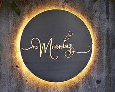 Wall Logo, Logo Sign, Logo Led, Backlit Signage, Metal Signage, 3d Signage, Store Signage, Office Logo, Led Light Box