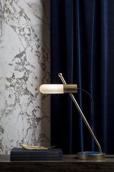 AZZERO DESK LAMP — Harris & Harris