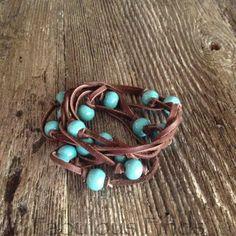 The Strand Versatile Wrap Necklace / Bracelet by loveFabulousFinds, $46.00