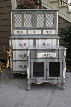 $1050. Gorgeous French Provincial chest on ches by UrbanDEN
