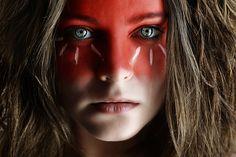 """500px / Photo """"War Paint"""" by Lauren Bates"""