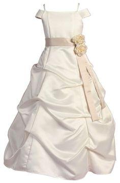 KID Collection Girls Regal Puff Dress 4 Ivory Taupe (kid 1147) Kid Collection http://www.amazon.com/dp/B000MC35FI/ref=cm_sw_r_pi_dp_G.K5tb1SETAQK
