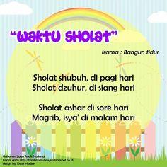 Waktu Sholat (original song Bangun Tidur) Islam For Kids, Preschool Worksheets, Kids Songs, Doa, Education, Videos, Songs For Children, Children Songs, Teaching