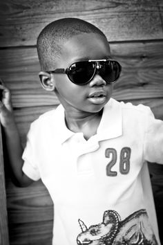 Handsome kid