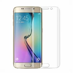 Find More Screen Protectors Information about 2015 Ultra Thin Transparent Clear Full Cover TPU LCD Screen Protector for Samsung Galaxy S6 Edge Plus Protective Film Protecteur,High Quality protectores solares,China protector vest Suppliers, Cheap protector electric from Ascromy on Aliexpress.com